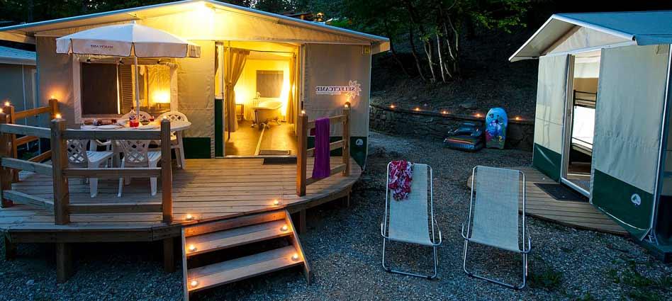 Camping auf den beliebtesten Campingplätzen rund um dem ...