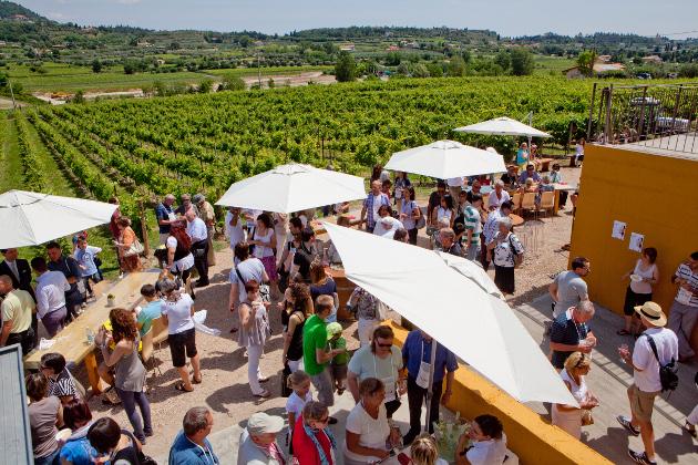 Cantine Aperte - Italiens Weingüter laden zum Tag der offenen Tür