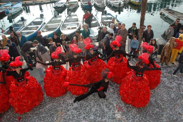 Karneval 2018 am Gardasee