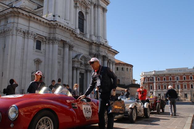 Oldtimerrennen Mille Miglia
