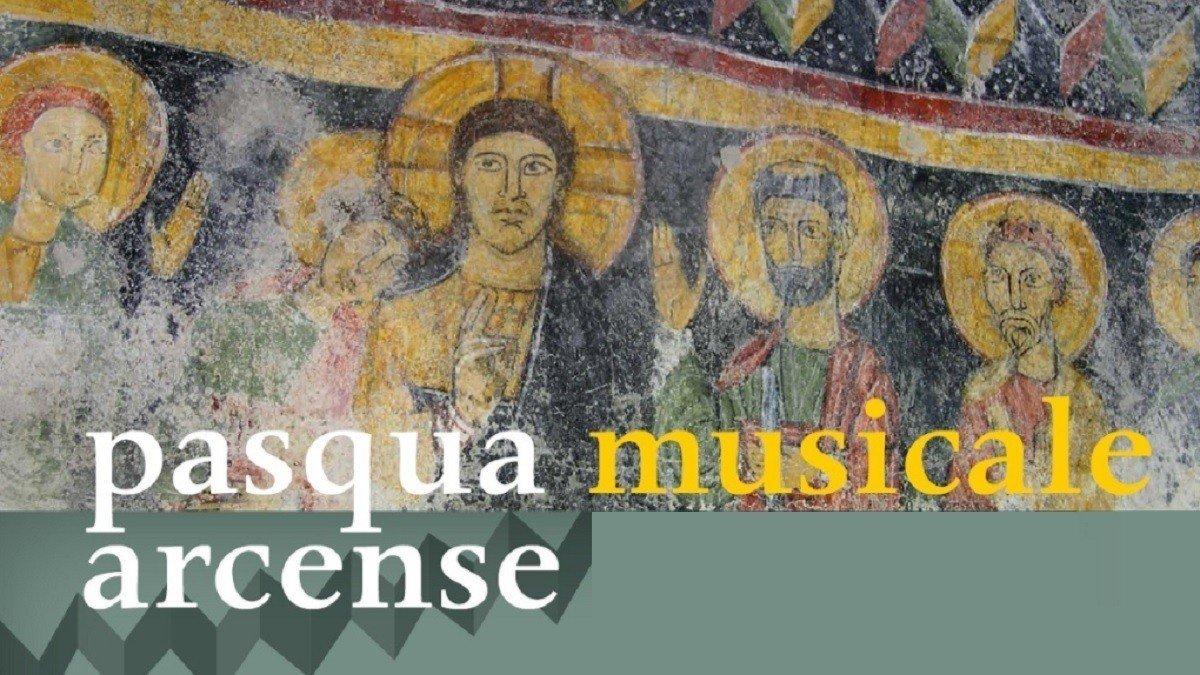 Pasqua Musicale Arcense - Easter concert series