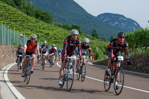 Tour Transalp - Die Alpenüberquerung