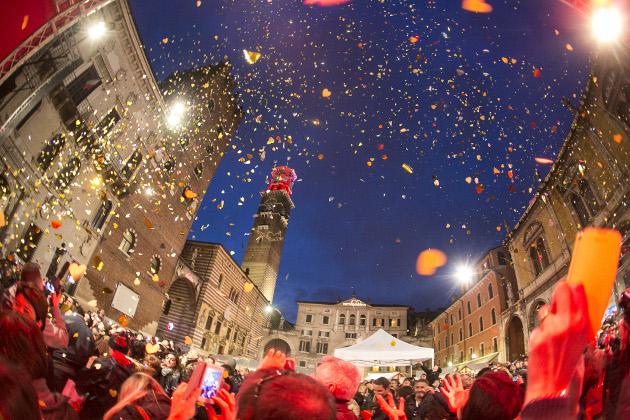 Valentinstag in der Stadt der Liebenden - Verona in Love