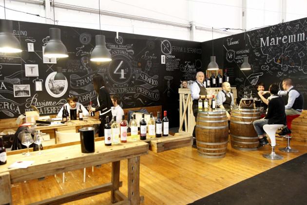 Weinfachmesse Vinitaly in Verona