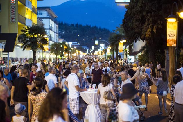 X Strada in Riva del Garda