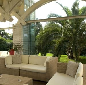 color hotel style design in bardolino am gardasee