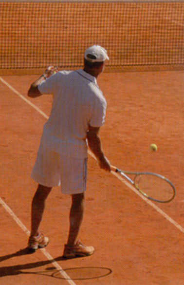 Tennis Training Peter Leimberg