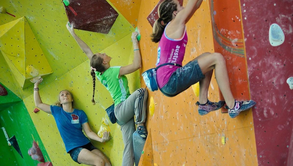 IFSC Jugend Weltmeisterschaft Klettern