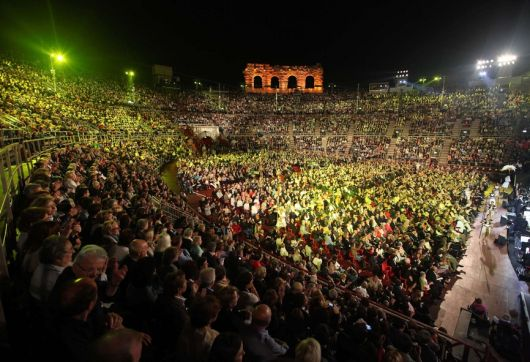 Das Estate Teatrale in Verona